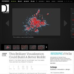 This Brilliant Visualization Could Build A Better Reddit | Co.Design | business + design