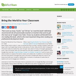 Bring the World to Your Classroom