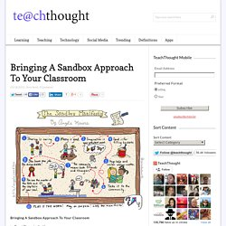 Bringing A Sandbox Approach To Your Classroom -