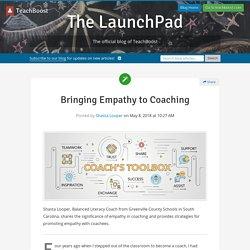 Bringing Empathy to Coaching