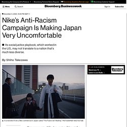 Nike (NKE) Brings Social Justice Ads to Japan. The Results Are Mixed