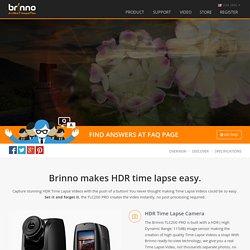HDR Time Lapse Camera - TLC200 Pro