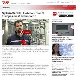 Ny brintfabrik i Hobro er blandt Europas mest avancerede