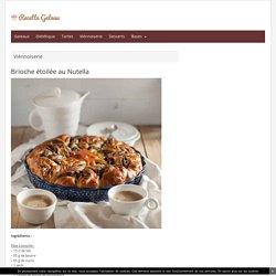 Brioche étoilée au Nutella (photos) *****