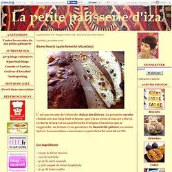 Barm brack (pain brioché irlandais)