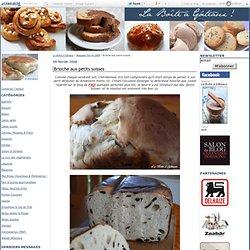 Brioche aux petits suisses - La Boîte à Gâteaux
