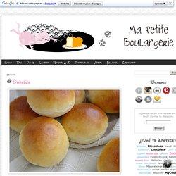 Ma Petite Boulangerie: Brioches