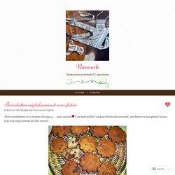 Briochettes végétaliennes et sans gluten