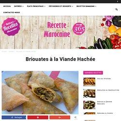 Briouates à la Viande Hachée - Recette Marocaine