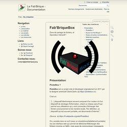 projets:fab_briquebox [La Fab'Brique - Documentation]