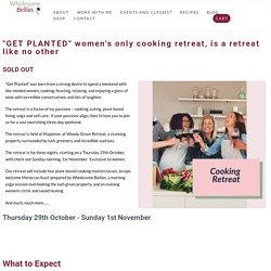 Food Retreat Australia – Retreat - Wholesome Bellies