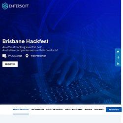 Brisbane Hackfest
