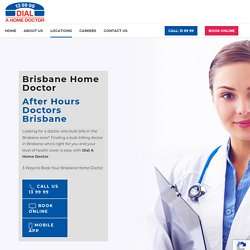 Bulk Billing Doctor in Brisbane