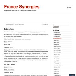 France Synergies