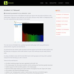 BriskBard 1.6.7 Released!