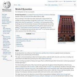 Bristol Byzantine
