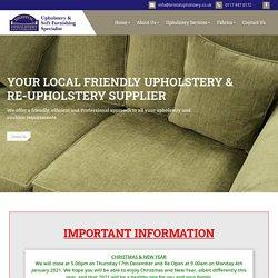 Bristol Upholstery & Soft Furnishings Co.