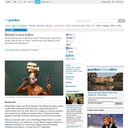Britain's new tribes | Travel
