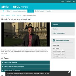 Britain's history and culture