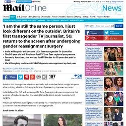 Britain's first transgender newsreader returns on ITV Tyne Tees