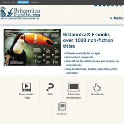 Encyclopaedia Britannica Encyclopaedia Britannica