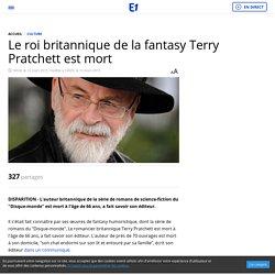 Le roi britannique de la fantasy Terry Pratchett est mort