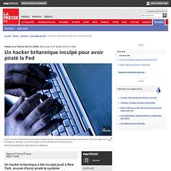 Un hacker britannique inculpé pour avoir piraté la Fed