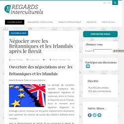 Négocier avec les Britanniques -Regards Interculturels