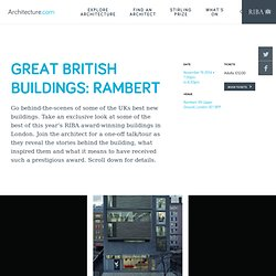 Great British Buildings: Rambert