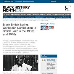 Ken Johnson - Black British Swing Music in the 1930s