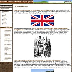 The British Empire - Children's British History Encyclopedia