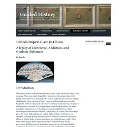 British Imperialism in China