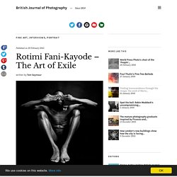 Rotimi Fani-Kayode – The Art of Exile – British Journal of Photography