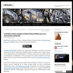 La British Library adopte la Public Domain Mark pour ses manuscrits enluminés