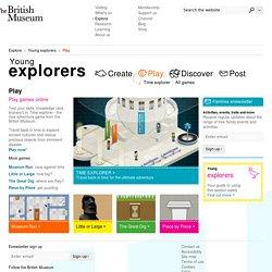 British museum -Play