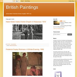 British Paintings