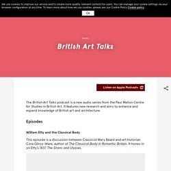 British Art Talks podcast