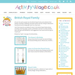 The British Royal Family Theme for Kids