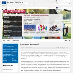 british red cross - valence school