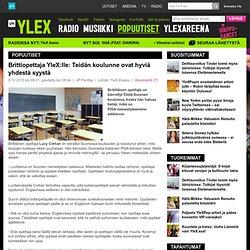 Brittiopettaja YleX:lle: Teidän koulunne ovat hyviä yhdestä syystä