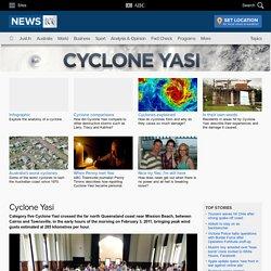 Cyclone Yasi