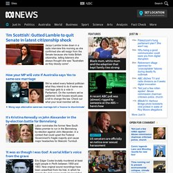 ABC News - Top Stories - Breaking news from Australia and the world