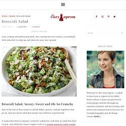 Brocoli en salade