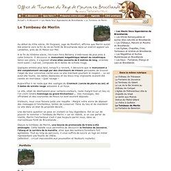 Les orginies de merlin pearltrees - Office tourisme trehorenteuc ...