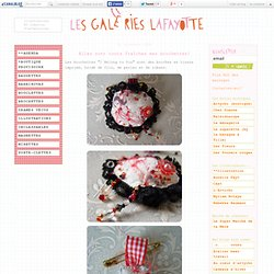 Brochettes Fraîches - Broches pour pull - Galeries Lafayotte