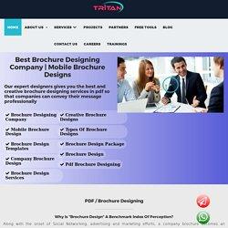 Best Brochure Designing Company