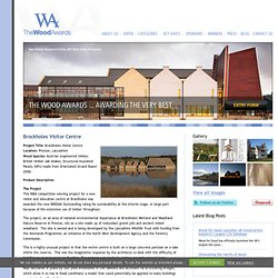 Brockholes Visitor Centre | The Wood Awards