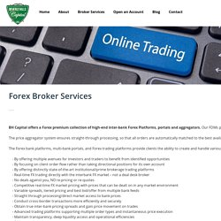 Leading Forex Proprietary Trading Firm