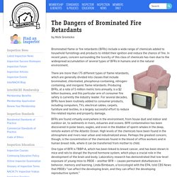 Brominated Fire Retardants