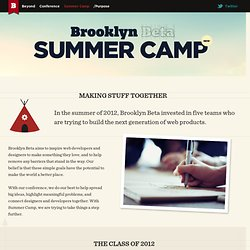 Brooklyn Beta Summer Camp